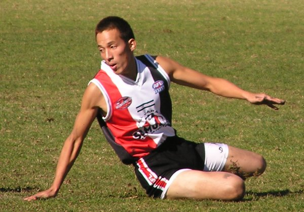 Samurais look to carve out careers as Aussie Rules pros - UPDATE 1