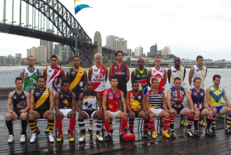 les capitaines avec Sydney 20110812132137349_5