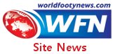 World Footy News Logo