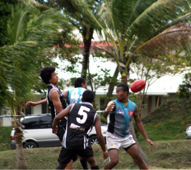 19-NZ vs FijI