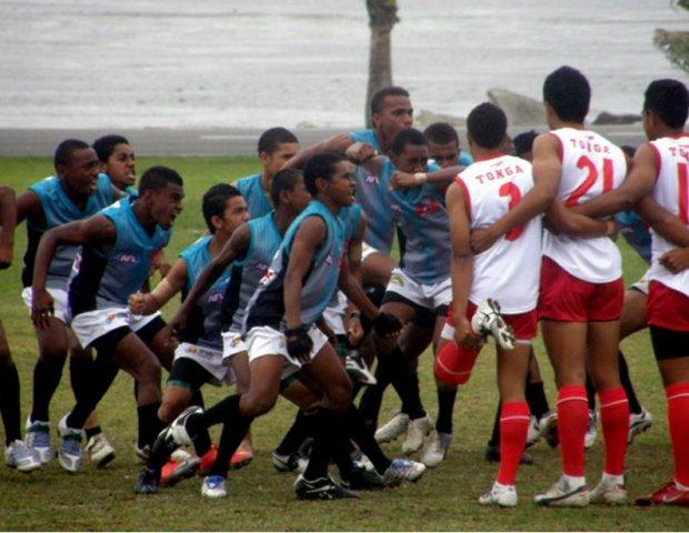 9-Fiji confront Tonga