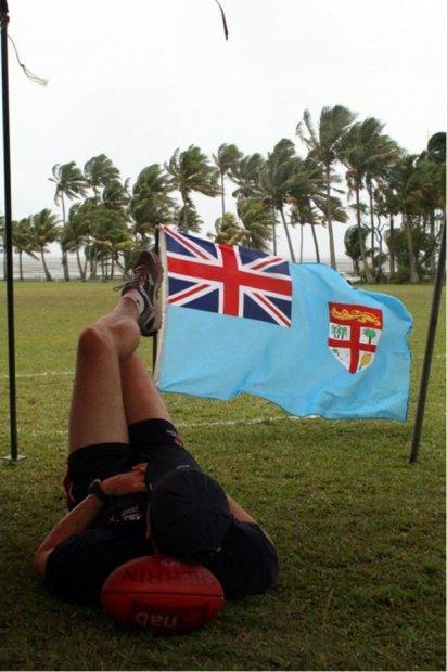 38-Fiji flag