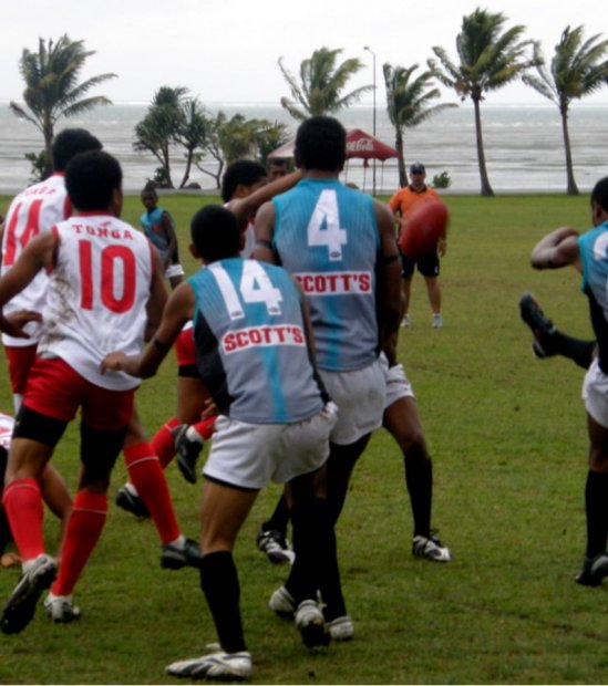 10-Fiji versus Tonga