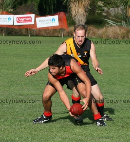 Canterbury vs Wellington NZ U20s