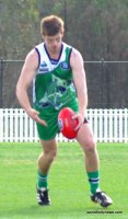 John Heslin - Ireland vs East Timor - 2011 AFL International Cup